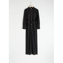Workwear Boiler Suit - Black