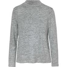 pieces PCAMIA BLOUSE NOOS - Pullover - weiblich hellgrau Damen