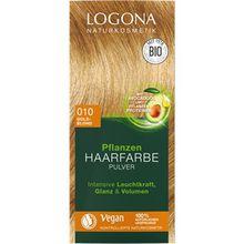 Logona Haarpflege Haarfarbe Pflanzen Haarfarbe Pulver Nr. 070 Kastanienbraun 100 g
