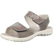 Sandalen , WMS-Weite M grau Mädchen Kleinkinder