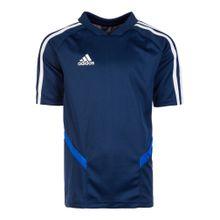 ADIDAS PERFORMANCE Trainingsshirt 'Tiro 19' blau / dunkelblau / weiß