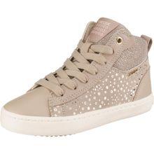 GEOX Sneakers High 'Kilwi' dunkelbeige