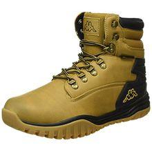 Kappa Unisex-Erwachsene Farum Combat Boots, Beige (4111 Beige/Black), 40 EU