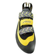 La Sportiva Miura VS Climbing Shoes Men Yellow/Black Größe 41,5 2018 Kletterschuhe