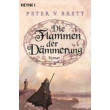 Buch - Die Flammen der Dämmerung