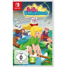 Bibi Blocksberg: Hexenbesen-Rennen 3 Nintendo Switch, Software Pyramide