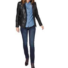 Colorado Layla - High Waist Jeans - Dark Blue Used