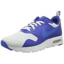 Nike Unisex-Kinder Air Max Tavas (GS) Shoe Low-Top, Weiß (102 White/Photo Blue-Game Royal-Black), 38.5 EU