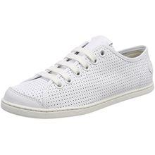 CAMPER Damen UNO Sneaker, Weiß (White Natural 100), 39 EU