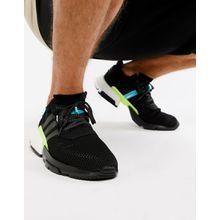 adidas Originals - POD-S3.1 - Schwarze Sneaker, AQ1059 - Schwarz