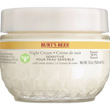 Burt's Bees Pflege Gesicht Sensitive Night Cream 50 g