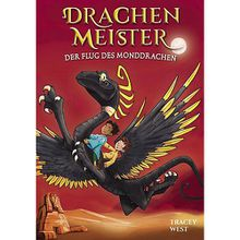 Buch - Drachenmeister: Der Flug des Monddrachen, Band 6