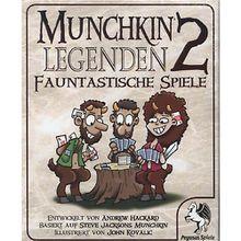 Munchkin Legenden 2, Fauntastische Spiele (Kartenspiel)