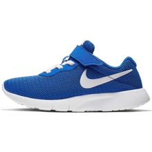 Nike Sportswear Sneaker 'Tanjun' royalblau / weiß