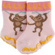 FALKE Anti-Rutsch Babysocken - Monkey
