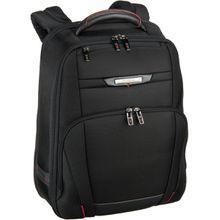 Samsonite Laptoprucksack Pro-DLX 5 Laptop Backpack 15.6'' exp Black (21 Liter)