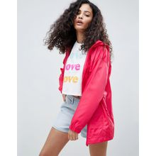 ASOS – Regenjacke mit vier Taschen-Mehrfarbig