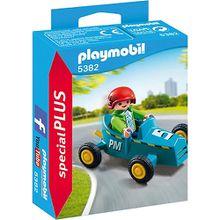 PLAYMOBIL® 5382 Special Plus Junge mit Kart