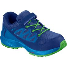 Salomon Kinder Outdoorschuhe XA ELEVATE CSWP K blau Junge