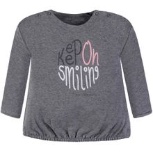 bellybutton Sweatshirt  - Keep on smiling