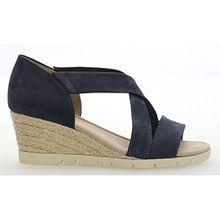 Gabor Damen Sandaletten -G- 62.853.36 Blau 270160