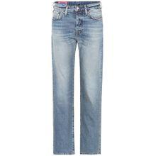 Blå Konst High-Rise Slim Jeans 1997