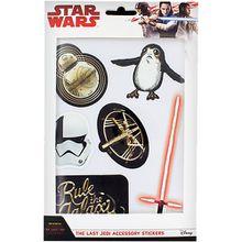 Star Wars Eisode 8 Sticker-Set