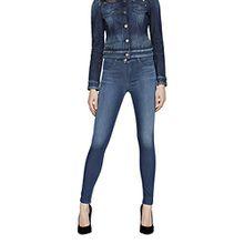 Replay Damen Jeanshose Touch_Medium_Blue, Blau (Touch Medium Blue 9), W27/L34