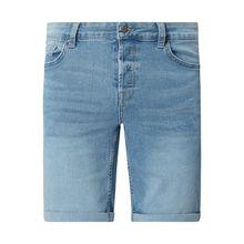 Jeansshorts mit Stretch-Anteil Modell 'Ply'