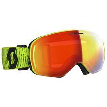 Scott - LCG Evo S2 (VLT 29%) / S1 (VLT 46%) - Skibrille rot/orange;schwarz/lila/grau