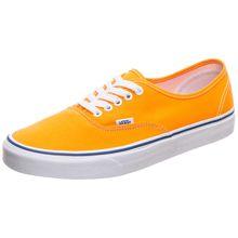 VANS Authentic Sneaker gelb/weiß
