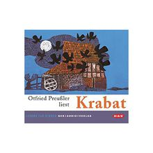 Krabat, 3 Audio-CDs Hörbuch