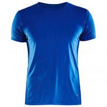 Craft - Essential RN S/S - T-Shirt Gr L;M;S;XXL blau;grau/weiß;grau/schwarz/lila