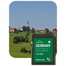 Satmap - Hessen & Saarland & Rheinland-Pfalz (ADV 1:25k) Standard