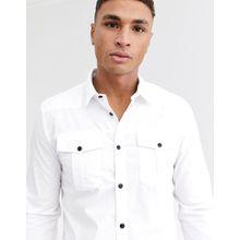 River Island – Weißes Hemd