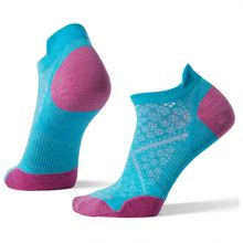Smartwool - Women's PhD Run Ultra Light Micro - Laufsocken Gr L;M;S türkis/rosa;grau/rot;schwarz