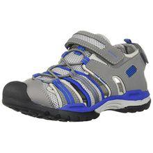 Geox J Borealis B. C Kinder Sandalen Größe 34 Blau (Blau)