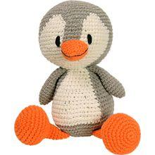 Häkel-Pinguin, 21cm