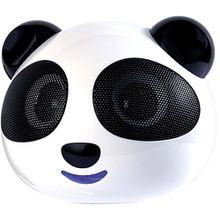 MP3 Spieler Panda mit USB- und SD Karten-Slot