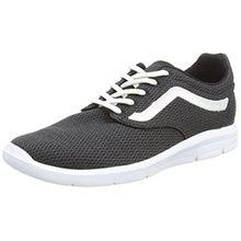 Vans Unisex-Erwachsene ISO 1.5 Sneaker, Schwarz (Mesh), 43 EU