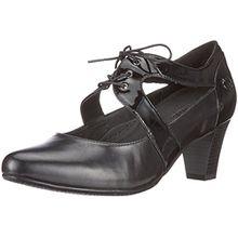 GERRY WEBER Shoes Damen Lena 16 Pumps, Schwarz (Schwarz), 39 EU
