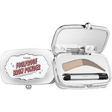 Benefit Augen Augenbrauen Augenbrauenpuder Foolproof Brow Powder Nr. 03 Medium 2 g