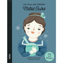 Buch - Little People, Big Dreams: Marie Curie
