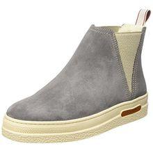 GANT Footwear Damen Maria Chelsea Boots, Grau (Gray Day), 41 EU