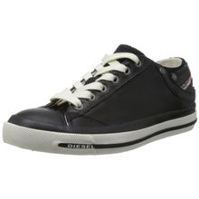 Diesel Damen Magnete Exposure IV Low Sneaker, Schwarz (T8013 Black), 36 EU