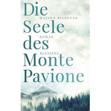 Gebundenes Buch »Die Seele des Monte Pavione«