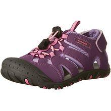 Kamik Oyster, Unisex-Kinder Geschlossene Sandalen, Violett (Purple/PU3), 27 EU