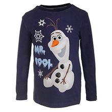 Disney Kinder Sweatshirt mit Olaf aus Frozen 99216