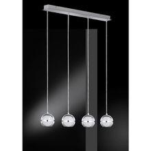 XXXL LED-HÄNGELEUCHTE, Silber