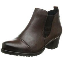 Remonte D3177, Damen Chelsea Boots, Braun (teak/teak/25), 40 EU (6.5 Damen UK)